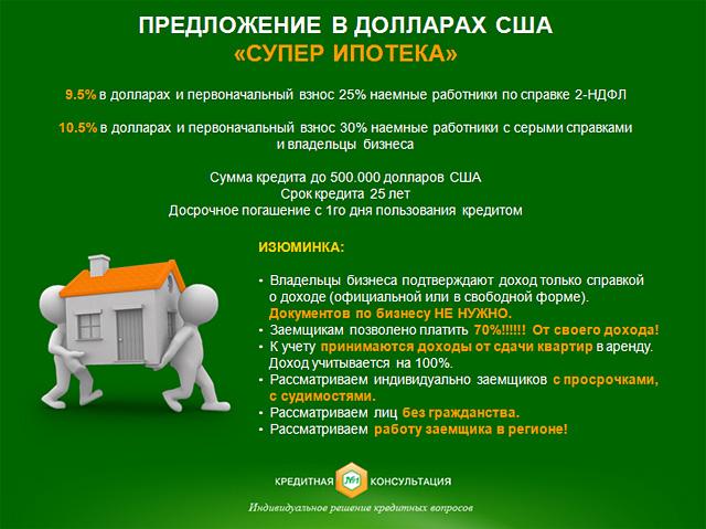 кредитная консультация